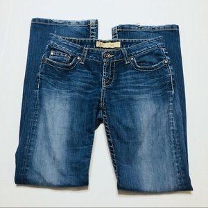 BKE Kate Jeans 27x 31 1/2